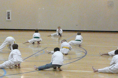 Karate Exercises For Kids