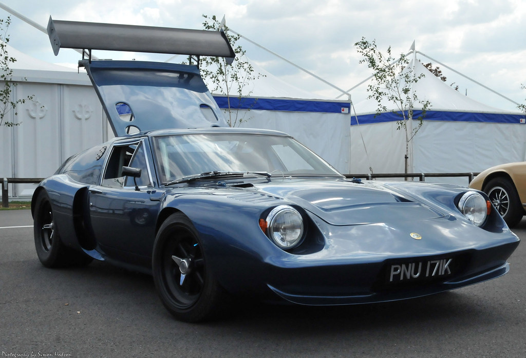 Modified Lotus Europa Bodies | Flickr