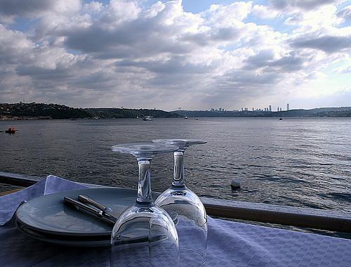View of the Bosphorus ..... | by Stina Baruh