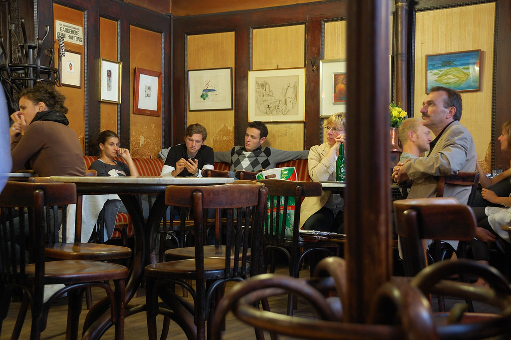 Café Hawelka Enwikipediaorgwikicaféhawelka Cha Già José