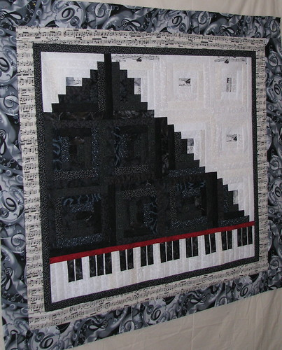 piano quilt | by jgmehlin