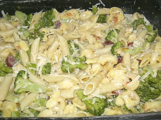 broccoli pasta | by mverivaki