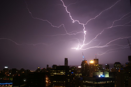 Brisbane Lightening | by stevoarnold