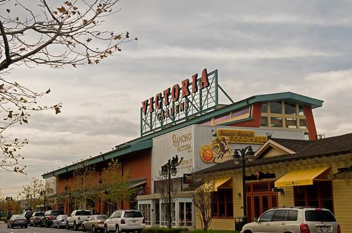 Victoria Gardens Food Court