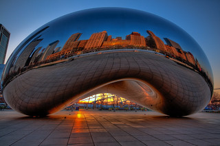 Cloud Gate | by iceman9294