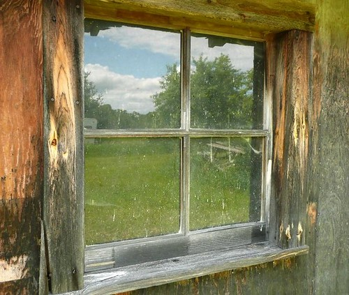 Door County, Window Reflection | by Mary Warren 10.5+ Million Views