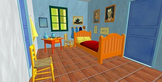 Vincent's Room Slant Angle | by primtings