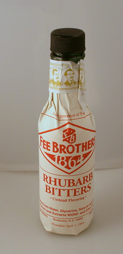 Fee Brothers Rhubarb Bitters | by Vidiot
