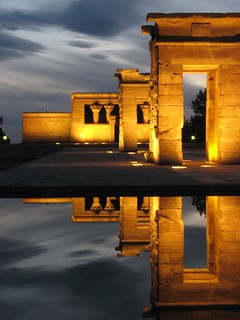 Templo de Debod - Madrid | by antonio escoz