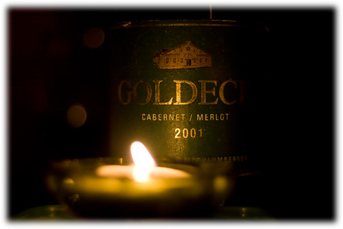 Goldeck (red wine) | by viZZZual.com
