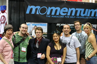 Momentum Magazine and Me | by Richard Masoner / Cyclelicious