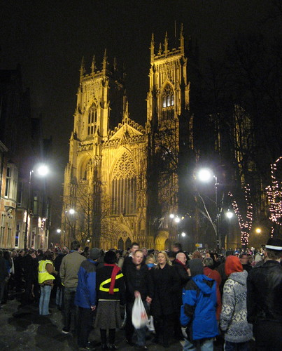 New Year celebrations at York Minster (6) | by nican45