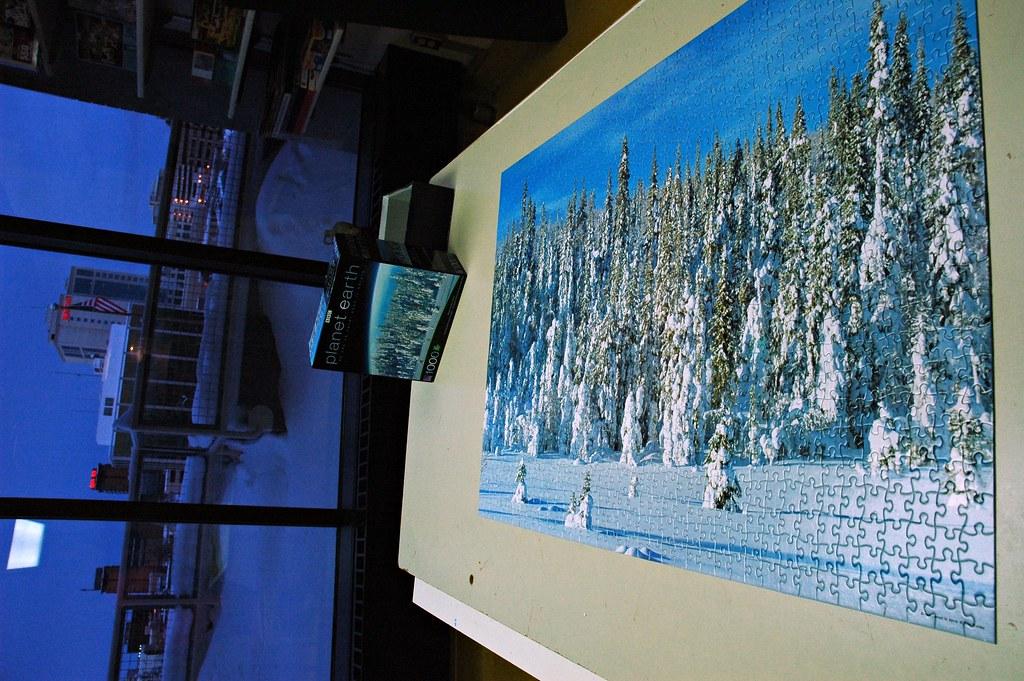 Jigsaw Puzzle; Alaskans love Alaska - Alaskan love ice and…   Flickr