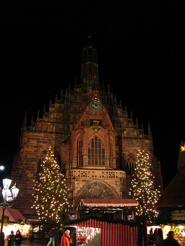 Nuremberg Christmas Market Food
