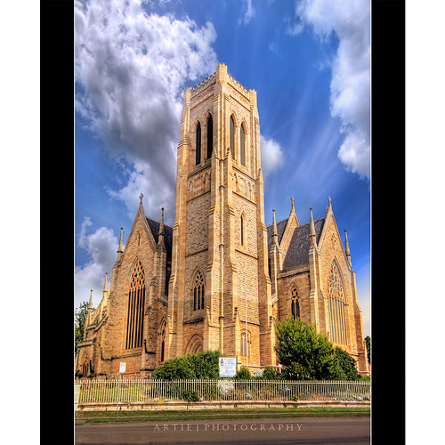 St Saviour's Cathedral, Goulburn :: HDR | by :: Artie | Photography :: Travel ~ Oct
