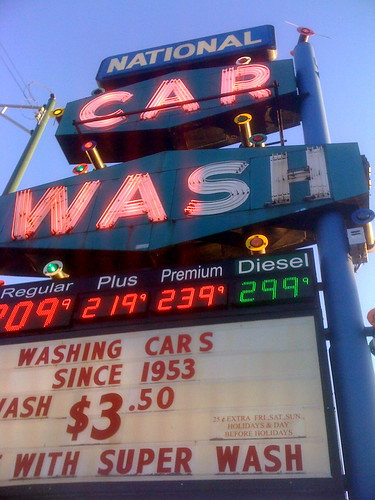 Broadway Car Wash Knoxville Local News