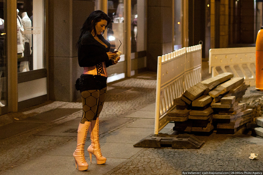 The prostitute in Berlin | by varlamov