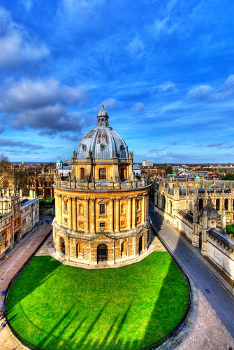 Radcliffe Camera | by Prabhu B Doss
