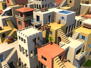 village 3D | by rore