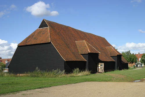 Coggeshall Grange Barn | by spoonergregory