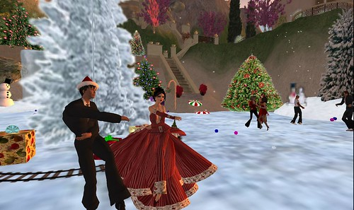 CHRISTMAS IN SECOND LIFE | by rafeejewell