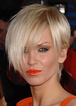 Sarah Harding | by Short haircuts