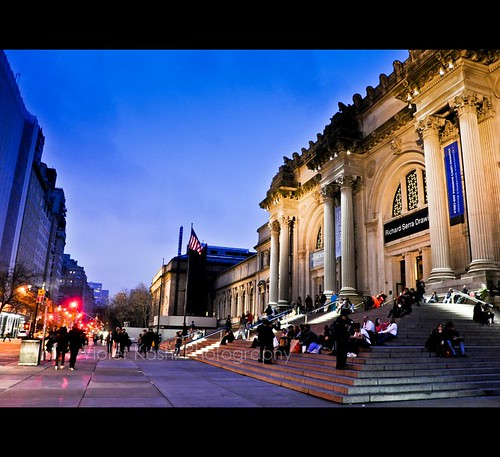 Metropolitan Museum of Art, NYC | by Violet Kashi