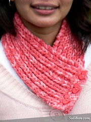 Fourteen Neckwarmer | by :Salihan