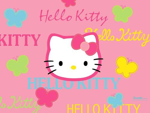 Hello Kitty Wallpaper Hello Pixel Flickr