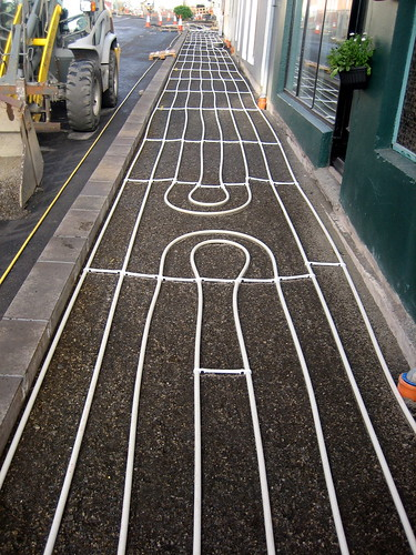 Radiant Heated Sidewalks It S Amazing What You Can Do