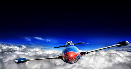 Grumman F9F Panther NON HDR | by JMR Visuals
