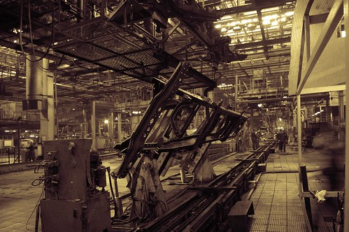 Industrial porn