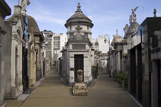 Recoleta Cemetery | by Andrew Currie