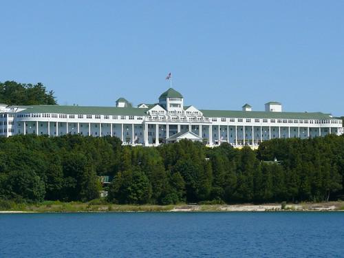 Grand Hotel Mackinac Island Dinner Menu