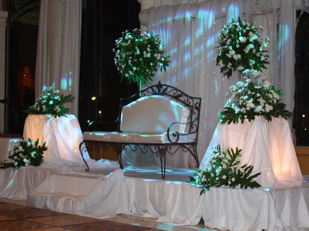 Egyptian wedding kosha the nuptial chairs which are decora flickr egyptian wedding kosha by w junglespirit Images
