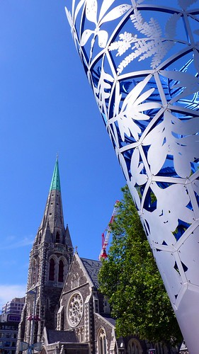 christchurch architecture | by hopemeng