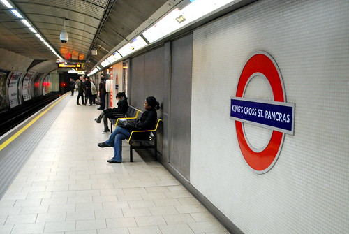 the london underground | by wolfsavard