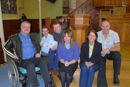 2014-03 New members at TA | by tachurchglasgow