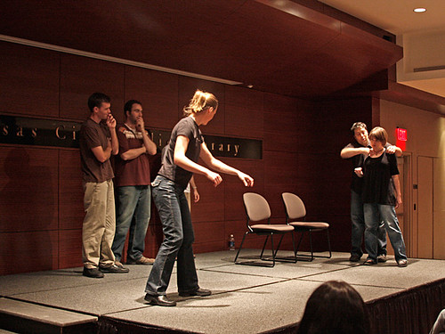 TANTRUM Improv Comedy Troupe | by Kansas City Public Library