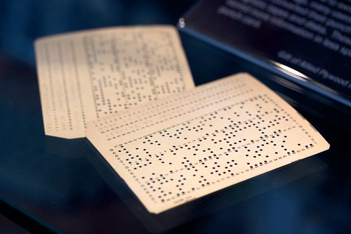 IBM 96-hole punched card from 1969 | by Marcin Wichary
