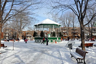 Gazebo Skating Rink | by caribb