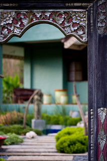 Spa Balinese Doorway | by Villa Crisanta
