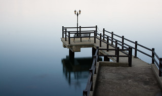Pier to Nowhere | by 0aperture