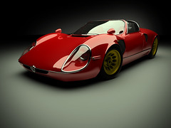 Tipo 33 Stradale | by ijzerman