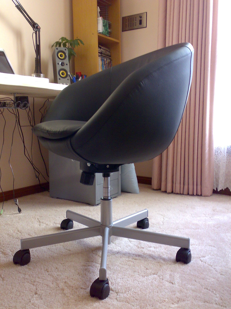 awesome breathtaking chair obj model ikea markus of chairs max outdoor havertys swivel engaging lwo ma office fbx o stl