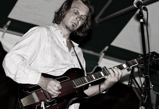 Swedish bluesman Robert Lighthouse @ the Tinner Hill 15th Annual Blues Festival | by SemiCharmedLife (☯)