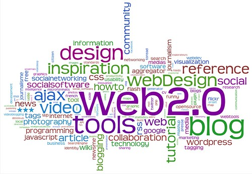 Tag cloud with wordle.net (Nuages de tags) | by luc legay