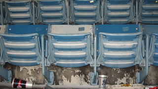 Numberless Seats | by bkabak