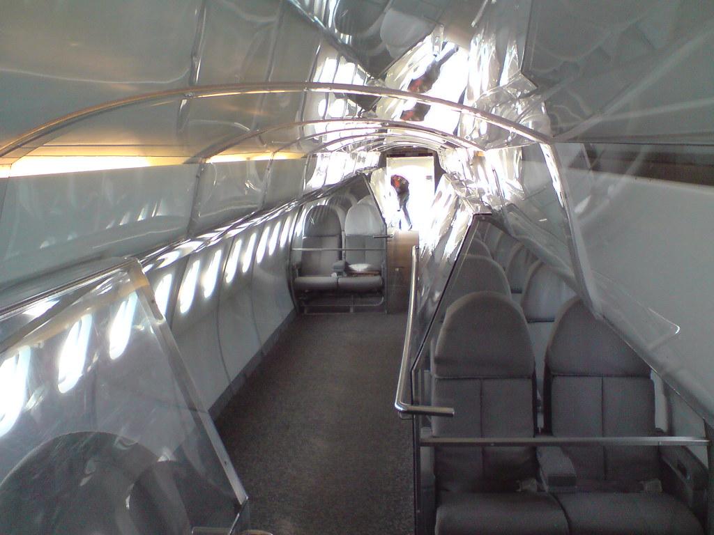 Concorde Interior | By Kalleboo Concorde Interior | By Kalleboo