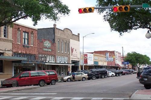 King Ranch Texas >> Beautiful Downtown Kingsville, Texas   Kingsville, Texas ...